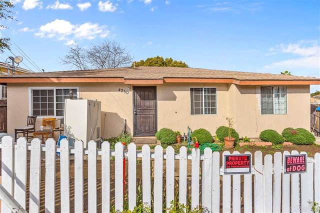 4250 Division St, San Diego, CA 91950 (#200003107) :: Steele Canyon Realty