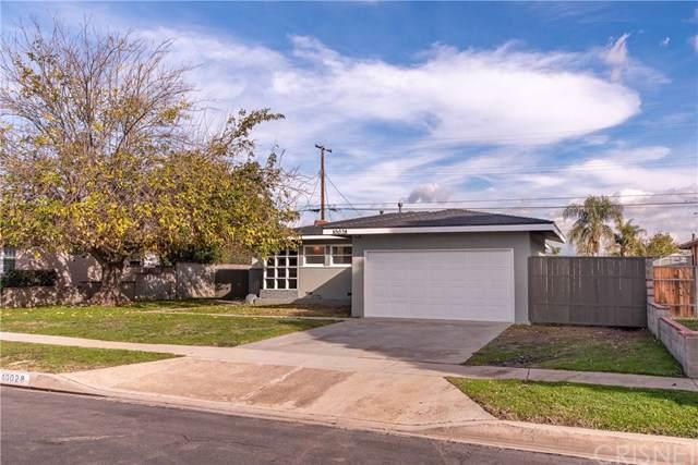 10028 Gaynor Avenue, North Hills, CA 91343 (#SR20011100) :: Blake Cory Home Selling Team