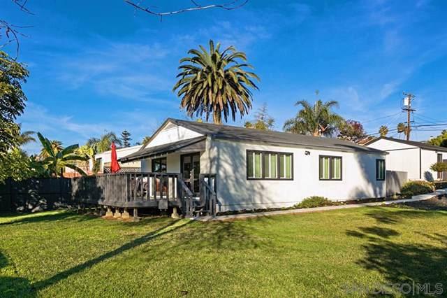 798 Saxony Rd, Encinitas, CA 92024 (#200003112) :: Blake Cory Home Selling Team