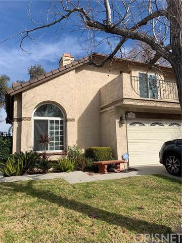 19825 Terri Drive, Canyon Country, CA 91351 (#SR20012927) :: Team Tami