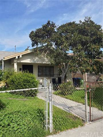 1333 W 59th Street, Los Angeles (City), CA 90044 (#MB20012919) :: Allison James Estates and Homes