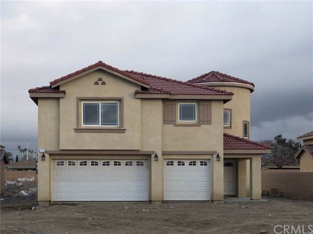 17544 Owen Street, Fontana, CA 92335 (#IV20012949) :: Allison James Estates and Homes