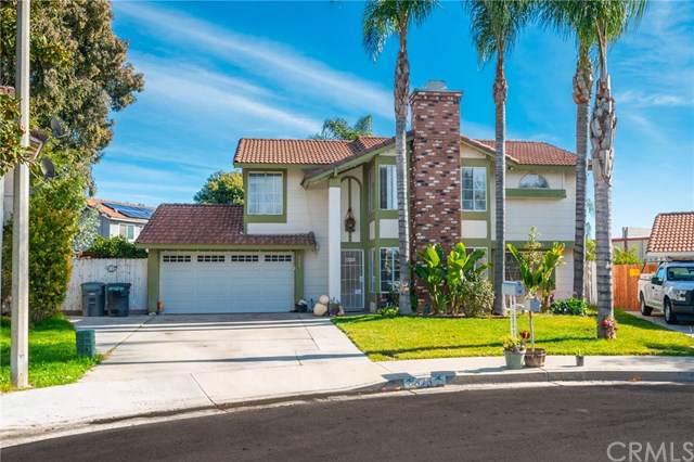 373 Oleander Drive, San Jacinto, CA 92582 (#SW20012929) :: The Miller Group
