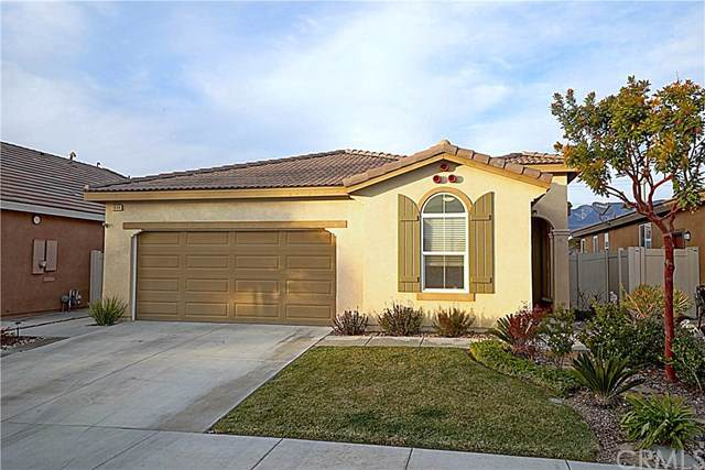 1444 Arches Park, Beaumont, CA 92223 (#IV20013011) :: Keller Williams Realty, LA Harbor