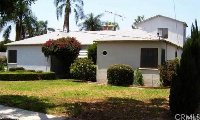 5505 Brockton Avenue, Riverside, CA 92506 (#IV20013030) :: The Miller Group