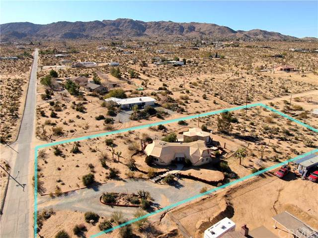 6888 Sunnyhill Road, Joshua Tree, CA 92252 (#JT20013043) :: Allison James Estates and Homes