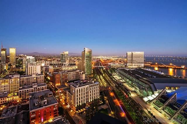 200 Harbor Drive #3001, San Diego, CA 92101 (#200003141) :: The Laffins Real Estate Team