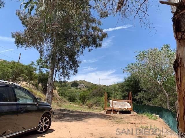 0 Ridge Trail, El Cajon, CA 92019 (#SW20013126) :: The Bashe Team