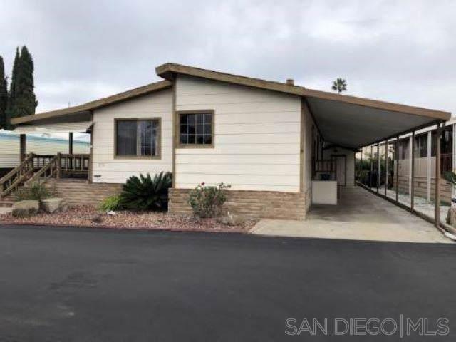 1219 E E Barham Dr Spc 133, San Marcos, CA 92078 (#200003168) :: Steele Canyon Realty