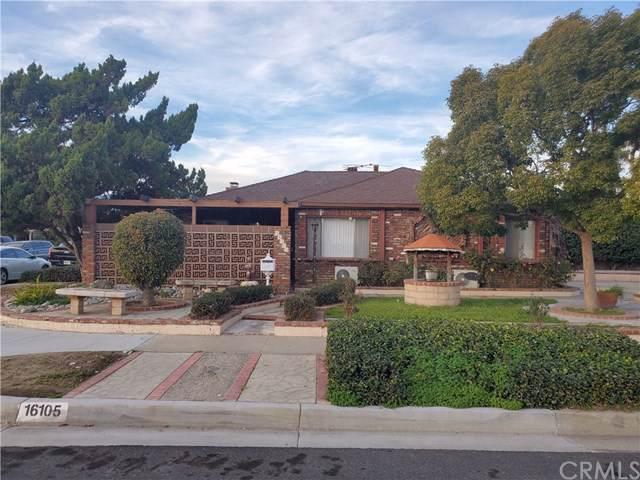 16105 E San Bernardino Road, Covina, CA 91722 (#CV20013176) :: The Miller Group