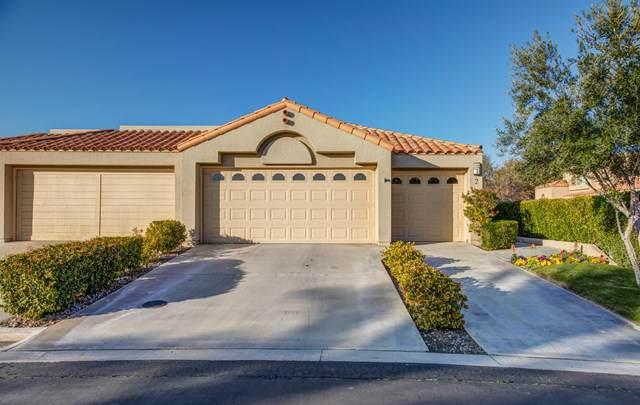 2 Pebble Beach Drive #2, Rancho Mirage, CA 92270 (#219037215PS) :: J1 Realty Group