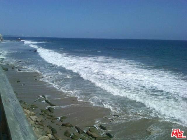 20202 Pacific Coast Highway #6, Malibu, CA 90265 (#20545554) :: Steele Canyon Realty
