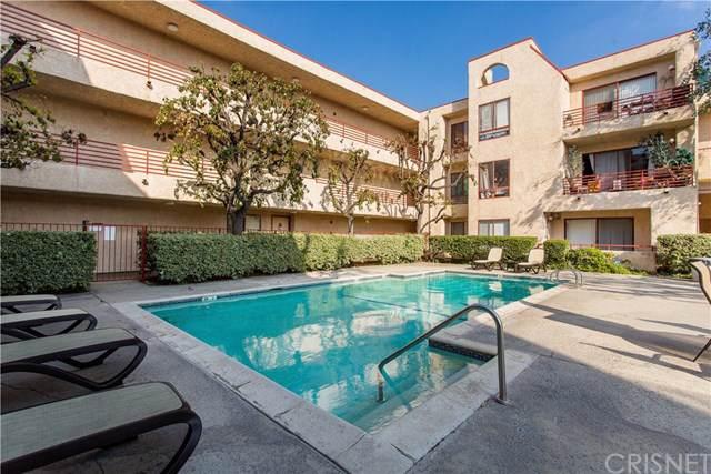 6820 Remmet Avenue #307, Canoga Park, CA 91303 (#SR20013223) :: RE/MAX Estate Properties