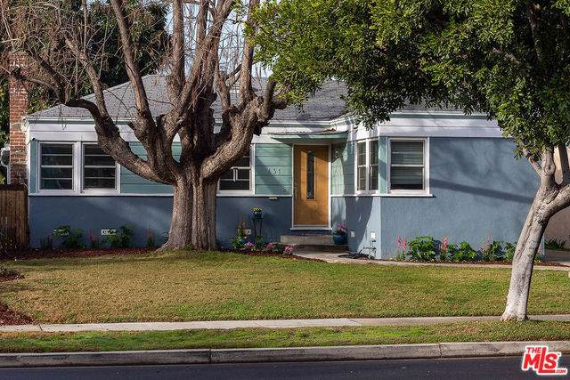 431 S Griffith Park Drive, Burbank, CA 91506 (#20545530) :: The Miller Group