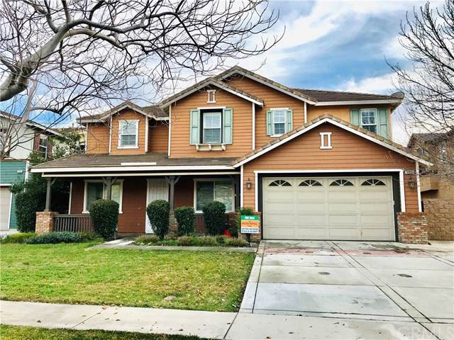 12805 Golden Leaf Drive, Rancho Cucamonga, CA 91739 (#WS20013288) :: Twiss Realty