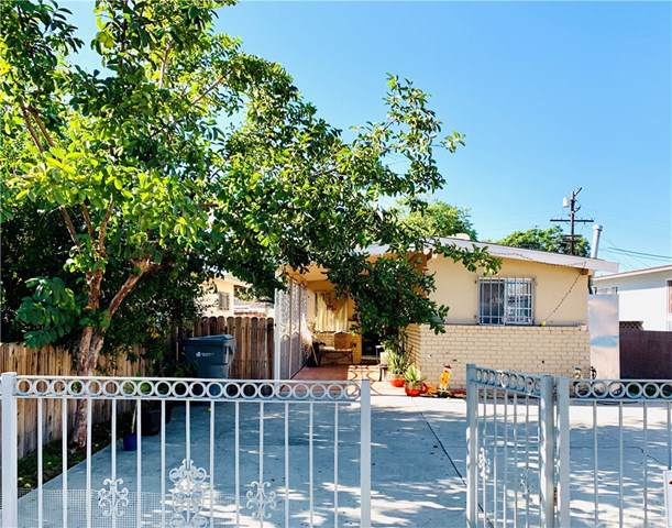 12025 3rd Avenue, Lynwood, CA 90262 (#IV20013283) :: Pacific Playa Realty
