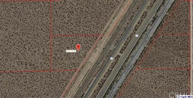 0 Hwy 14, Mojave, CA 93501 (#320000241) :: RE/MAX Parkside Real Estate