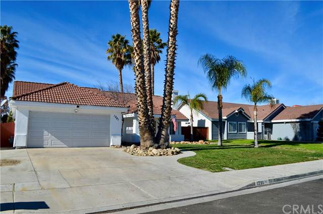 1291 Granite Drive, Hemet, CA 92543 (#EV20008523) :: Realty ONE Group Empire