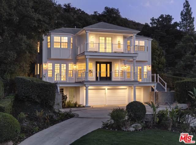 388 Lower Lake Road, Lake Sherwood, CA 91361 (#20543994) :: RE/MAX Parkside Real Estate