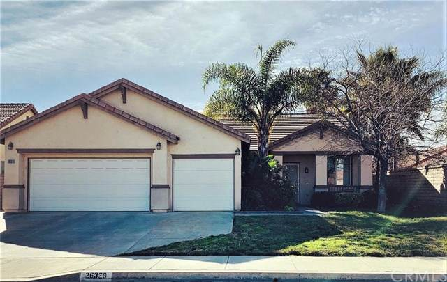 26329 Troy Lane, Sun City, CA 92585 (MLS #SW20013173) :: Desert Area Homes For Sale