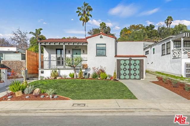 4757 Mendota Avenue, Los Angeles (City), CA 90042 (#20544614) :: RE/MAX Empire Properties