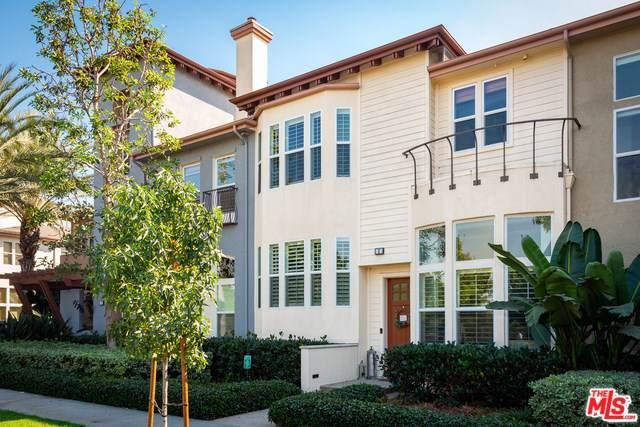 5700 Seawalk Drive #6, Playa Vista, CA 90094 (#20545586) :: Team Tami
