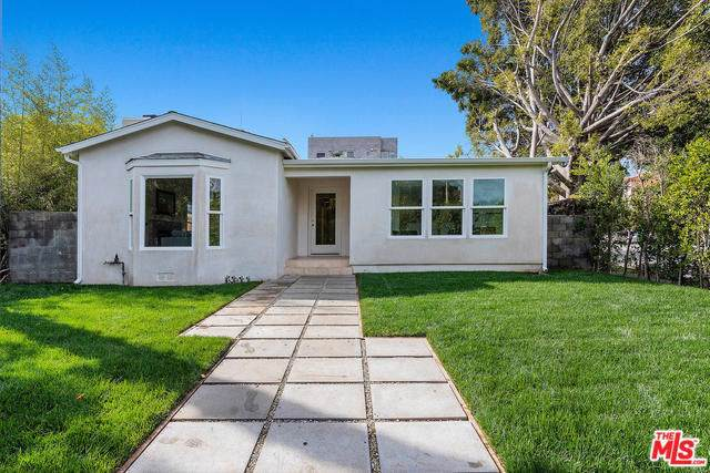 2203 Camden Avenue, Los Angeles (City), CA 90064 (#20545532) :: Allison James Estates and Homes