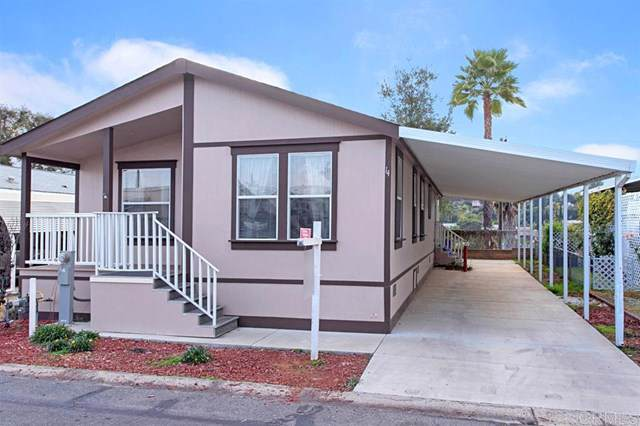 1120 E Mission Rd #14, Fallbrook, CA 92028 (#200003219) :: J1 Realty Group