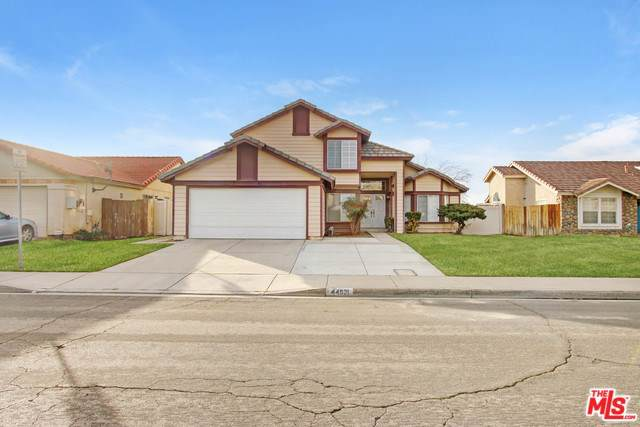 44931 Gloriosa Lane, Lancaster, CA 93535 (#20545648) :: Sperry Residential Group