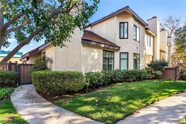 4410 Emerald Street #46, Torrance, CA 90503 (#SR20011423) :: The Miller Group