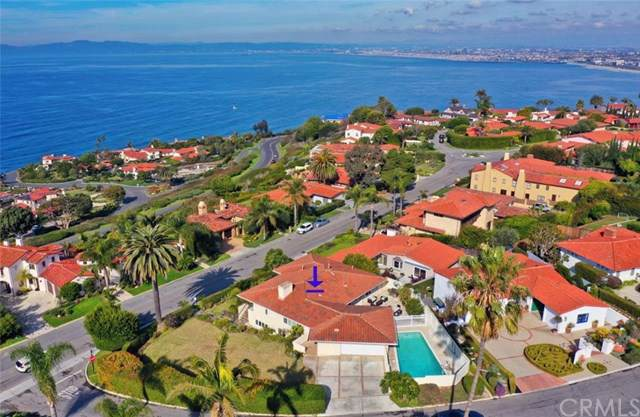 1500 Via Montemar, Palos Verdes Estates, CA 90274 (#PV20003487) :: The Miller Group