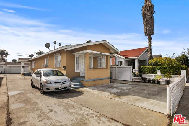 1706 Exposition, Los Angeles (City), CA 90018 (#20545746) :: Twiss Realty
