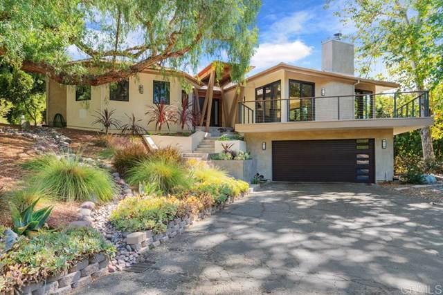 16837 Via De La Valle, Rancho Santa Fe, CA 92067 (#200003248) :: The Bashe Team
