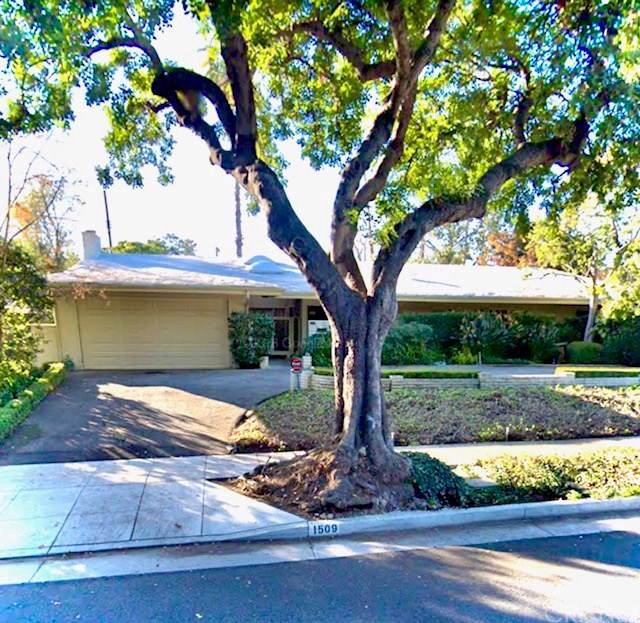 1509 Chelten Way, South Pasadena, CA 91030 (#SR20013568) :: The Parsons Team