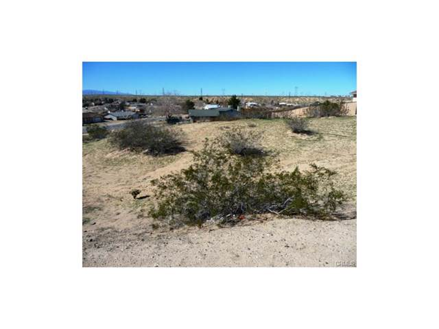 0 Village Drive, Victorville, CA  (#CV20013602) :: Allison James Estates and Homes