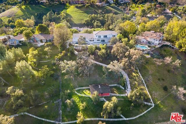 24833 Jacob Hamblin Road, Hidden Hills, CA 91302 (#20545588) :: Allison James Estates and Homes