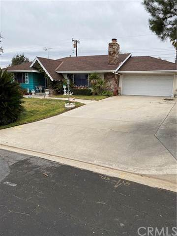35550 Crestview Drive, Yucaipa, CA 92399 (#IV20013565) :: Sperry Residential Group