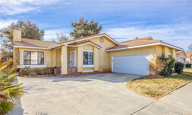 2244 Mark Avenue, Palmdale, CA 93550 (#SR20013636) :: Sperry Residential Group