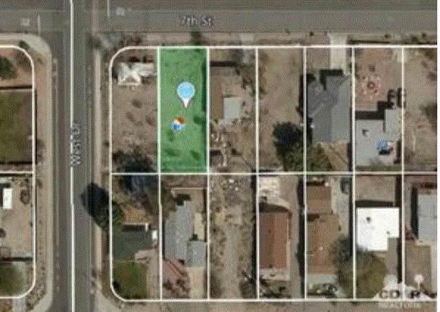 0 7th Street, Desert Hot Springs, CA 92240 (#219037245DA) :: Mainstreet Realtors®