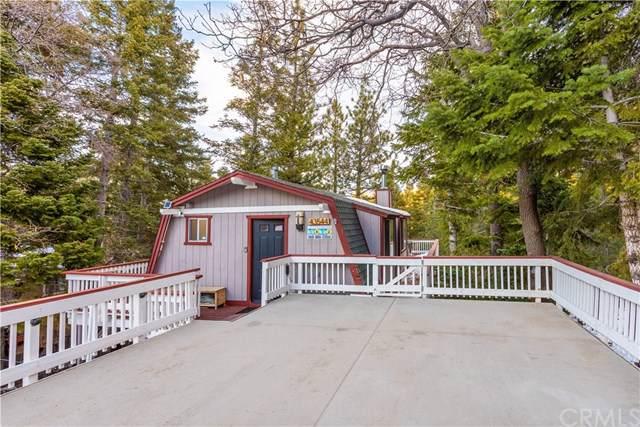 43544 Ridge Crest Drive, Big Bear, CA 92315 (#EV20013353) :: Twiss Realty