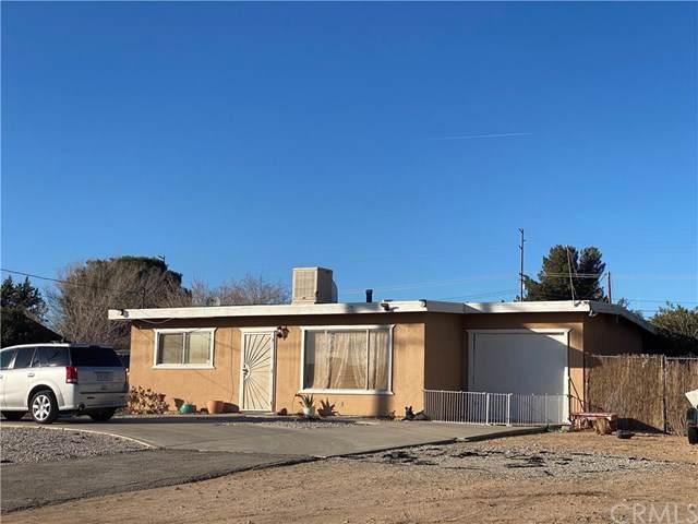 19252 Madrone Street, Hesperia, CA 92345 (#CV20013653) :: Allison James Estates and Homes