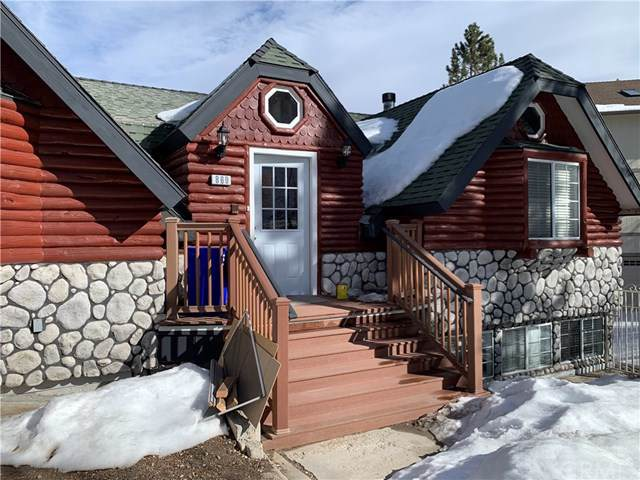 869 Cameron Drive, Big Bear, CA 92315 (#EV20012863) :: Sperry Residential Group
