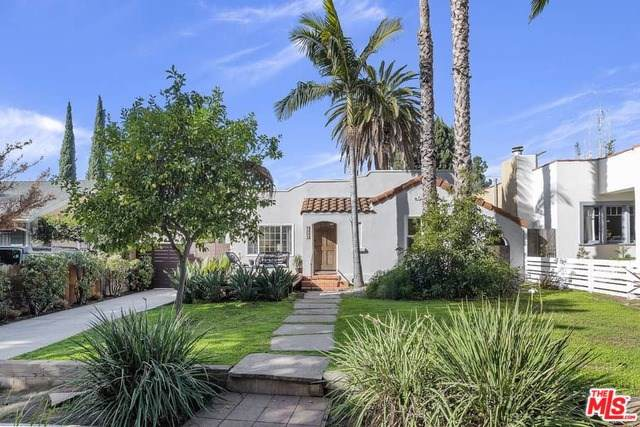 1231 Poinsettia Drive, West Hollywood, CA 90046 (#20545796) :: The Najar Group