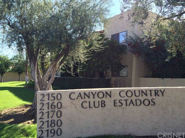 2160 S Palm Canyon Drive #11, Palm Springs, CA 92264 (#SR20013758) :: eXp Realty of California Inc.