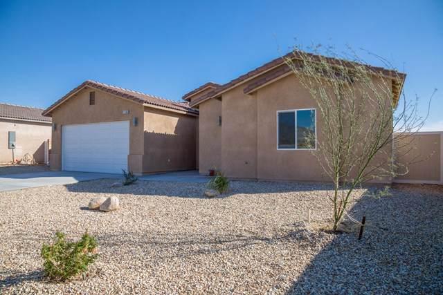 11558 Bald Eagle Lane, Desert Hot Springs, CA 92240 (#219037269DA) :: Apple Financial Network, Inc.