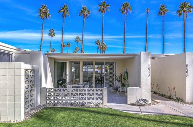 1813 Sandcliff Road, Palm Springs, CA 92264 (#219037267PS) :: eXp Realty of California Inc.