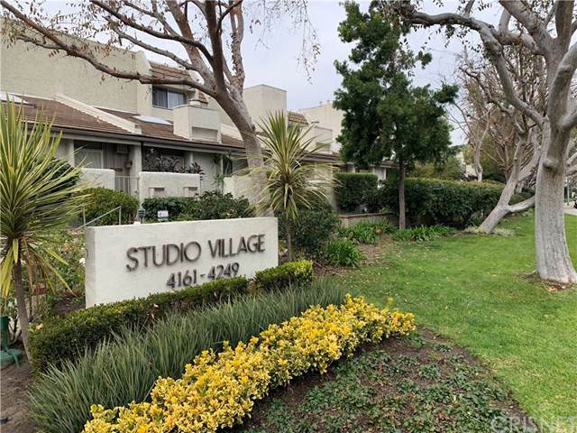 4173 Colfax Avenue C, Studio City, CA 91604 (#SR20013860) :: Twiss Realty