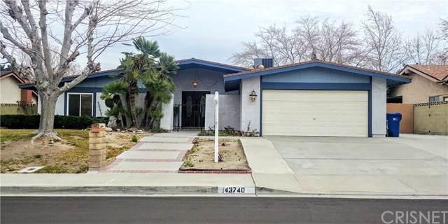43740 Sentry Lane, Lancaster, CA 93536 (#SR20014007) :: A|G Amaya Group Real Estate