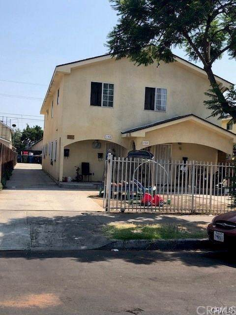 148 W 42nd Place, Los Angeles (City), CA 90037 (#SB20014003) :: Allison James Estates and Homes