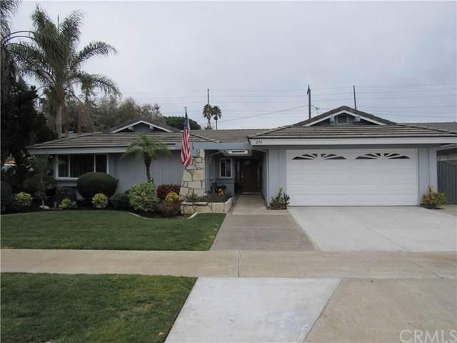 254 S Clark Street, Orange, CA 92868 (#OC20014011) :: Sperry Residential Group